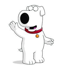 Perros estrella: Brian Griffin