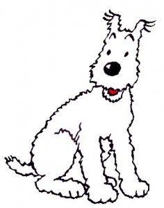 Perros estrella: hoy, Milú