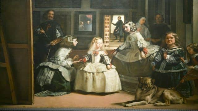 perros en el barroco